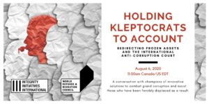 Holding Kleptocrats to Account