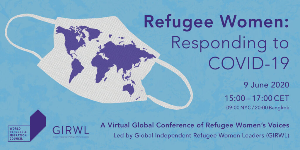 Refuge Women: Responding to COVID-19