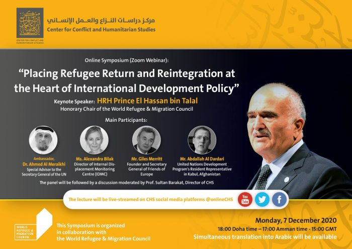 Placing Refugee Return and Reintegration at the Heart of International Development Policy