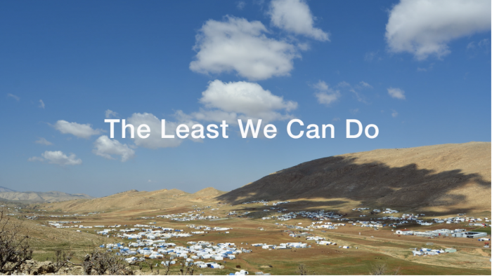 Film: The Least We Can Do