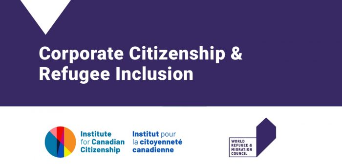 Corporate Citizenship and Refugee Inclusion