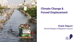 Climate Change & Forced Displacement